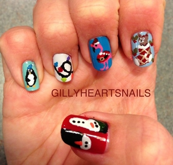 ... Nail Art Designs. | Free Image Nail Art Collection For Women On